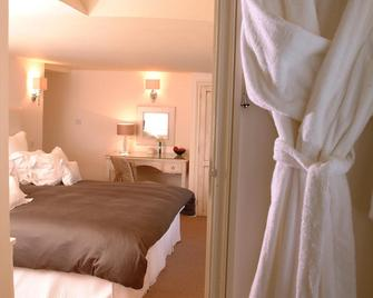 The Lugger Hotel - Truro - Schlafzimmer