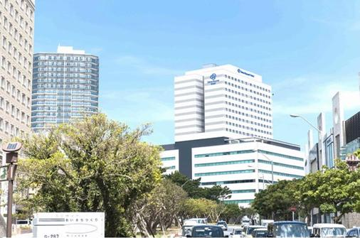Daiwa Roynet Hotel Naha-Omoromachi - Naha - Rakennus