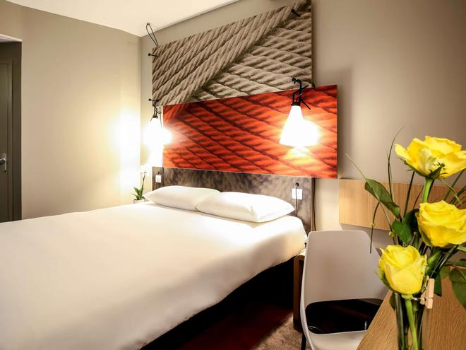 ibis Niort Est Mendes France - Niort - Bedroom