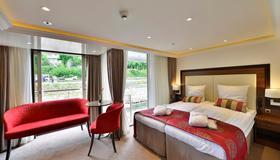 Faircruise Business Hotelship Frankfurt - Frankfurt am Main - Bedroom