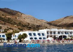 Hotel Eleni Beach - Livadia - Building
