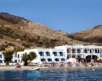 Hotel Eleni Beach - Livadia - Gebäude