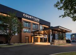 Courtyard by Marriott Cincinnati Airport South/Florence - Florence - Budynek