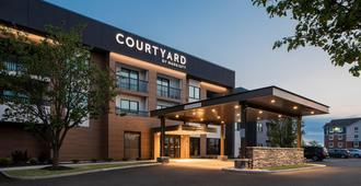 Courtyard by Marriott Cincinnati Airport South/Florence - Florence - Building