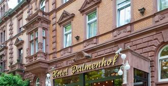 Hotel Palmenhof - Frankfurt - Byggnad