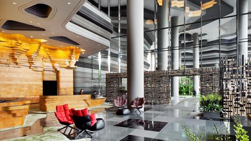 Parkroyal On Pickering - Singapore - Lobby