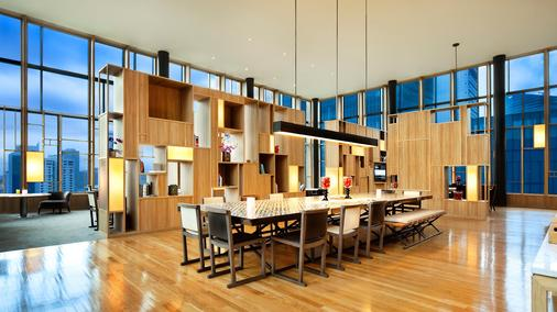 Parkroyal On Pickering - Singapore - Dining room