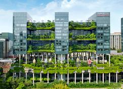 PARKROYAL COLLECTION Pickering, Singapore - Singapur - Edificio