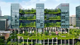 PARKROYAL COLLECTION Pickering, Singapore - Singapura - Edifício