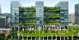 PARKROYAL COLLECTION Pickering, Singapore - Singapore - Edificio