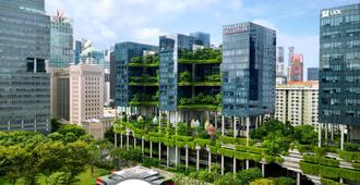 皮客林賓樂雅酒店 - 新加坡 - 室外景