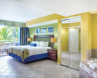 Wyndham Santa Barbara Resort - Extra Holidays - Pompano Beach - Bedroom