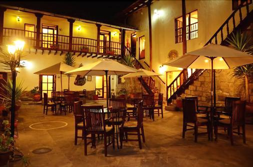 Unaytambo Boutique Hotel - Cusco - Restaurant