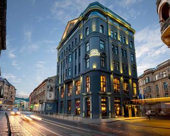 Astoria Hotel - Lviv - Building