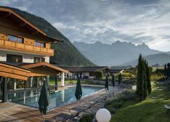 Naturhotel Kitzspitz - Sankt Jakob in Haus - Pool