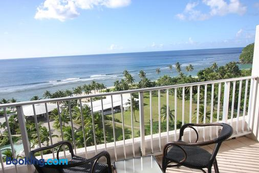 Hotel Nikko Guam - Тамунинг - Балкон