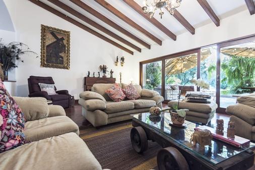 Posada Monterrico - Lima - Phòng khách