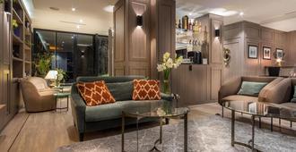 Hotel Waldorf Montparnasse - París - Lobby