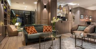 Hotel Waldorf Montparnasse - פריז - לובי
