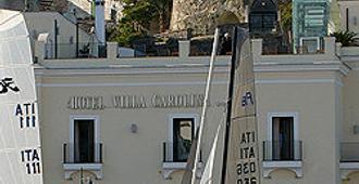 Hotel Villa Carolina - Forio - Vista del exterior
