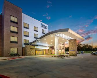 Fairfield Inn & Suites by Marriott Chickasha - Chickasha - Building