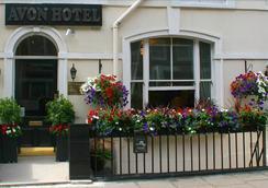 Avon Hotel - Lontoo - Näkymät ulkona