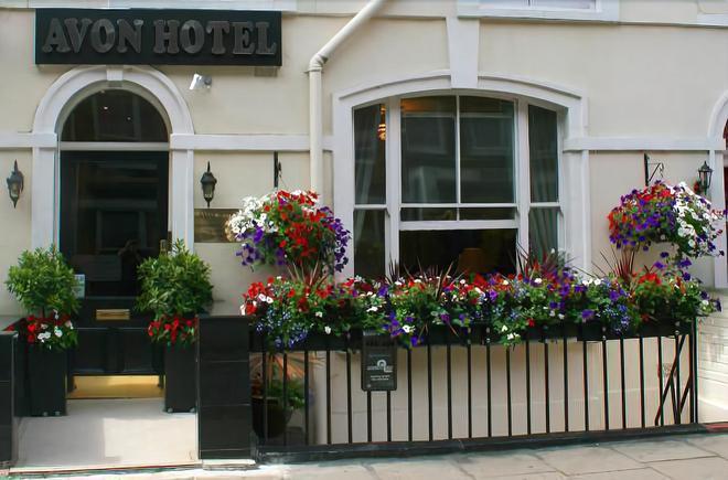 埃文酒店 - 倫敦 - 倫敦 - 室外景