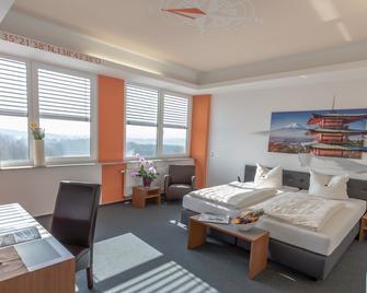 Hotel Weitblick - Bielefeld - Bedroom