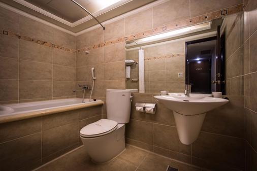 皇爵大飯店 - 嘉義市 - 浴室