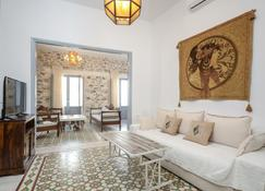 Naxos Center Houses - Naxos - Living room
