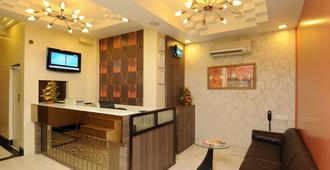 Hotel City Palace - מומבאי - דלפק קבלה