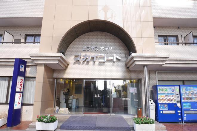 Sky Heart Hotel Kawasaki - Καβασάκι - Κτίριο