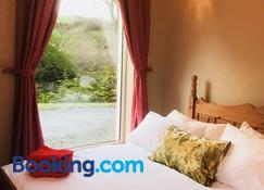 The-Gables - Donegal - Camera da letto