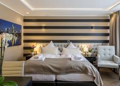 Skyline Hotel - Frankfurt am Main - Bedroom