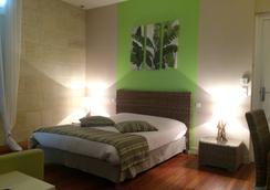 La Halte Montaigne - Bordeaux - Bedroom