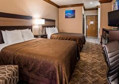 Best Western Fort Worth Inn & Suites - Fort Worth - Bedroom