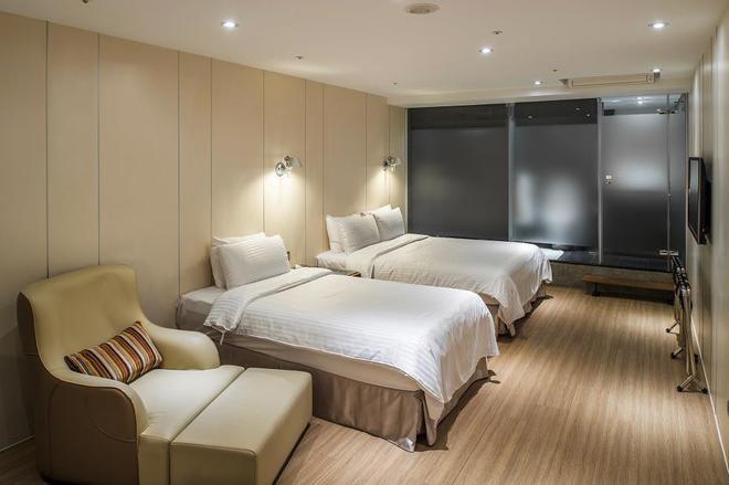 Hotel Relax - Ταϊπέι - Κρεβατοκάμαρα