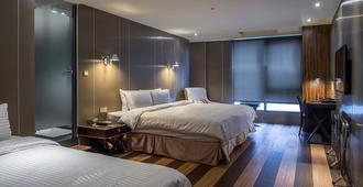 Hotel Relax - Taipei City - Bedroom