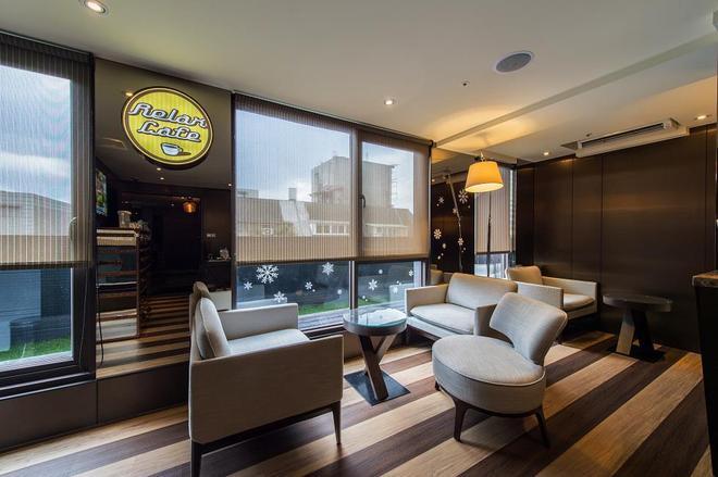 Hotel Relax - Ταϊπέι - Σαλόνι