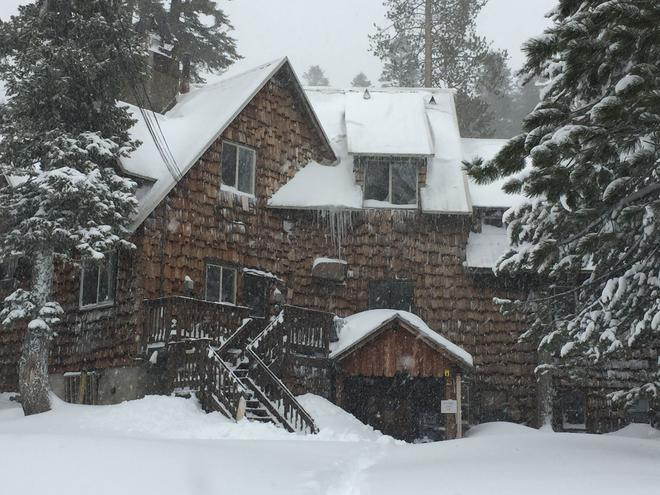 Clair Tappaan Lodge - Norden - Building