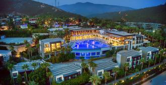 Hillstone Bodrum Hotel & SPA - Bodrum - Vista externa