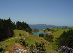 Waiwurrie Coastal Farm Lodge - Whangaroa - Außenansicht