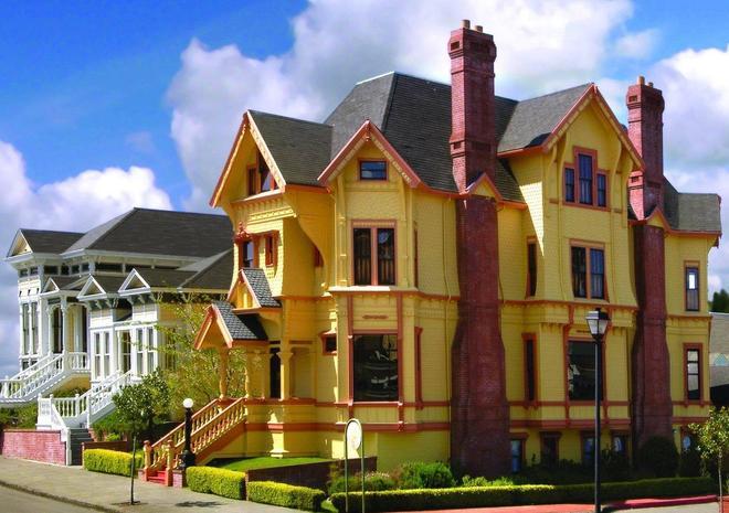 Carter House Inns - Eureka - Building