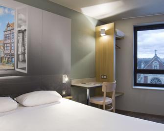 B&B Hotel Rouen Centre St Sever - Rouen - Ložnice