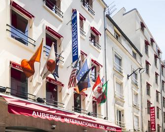 Auberge Internationale Des Jeunes - Paris - Bangunan