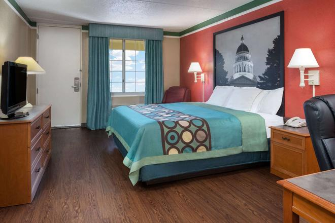 Super 8 Little Rock / Otter Creek - Little Rock - Bedroom