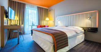 Park Inn by Radisson Frankfurt Airport - פרנקפורט אם מיין - חדר שינה