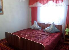 فاكيشن هاوس - Kochkor - غرفة نوم