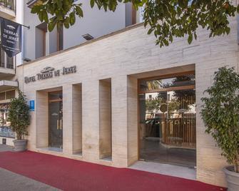 Hotel Tierras De Jerez - Jerez de la Frontera - Rakennus
