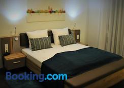 Hotel Barth - Kaiserslautern - Bedroom